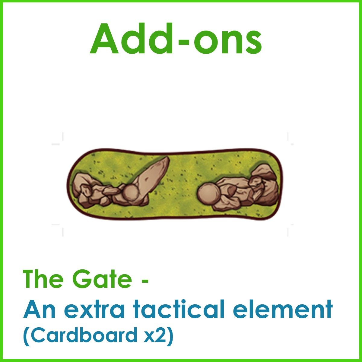 Stone Daze Kickstarter Gate Add-on