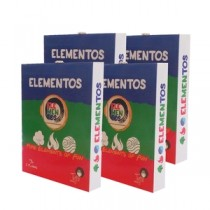 ELEMENTOS 4 pack for a special price small