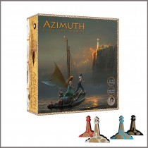 AZIMUTH: Ride The Winds 2-4 Player Strategy Boardgame - LATE PLEDGE