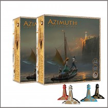 AZIMUTH: Ride The Winds - LATE PLEDGE Double Pack - get two games
