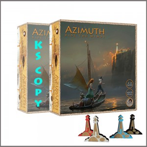 AZIMUTH Ride The Winds add another game