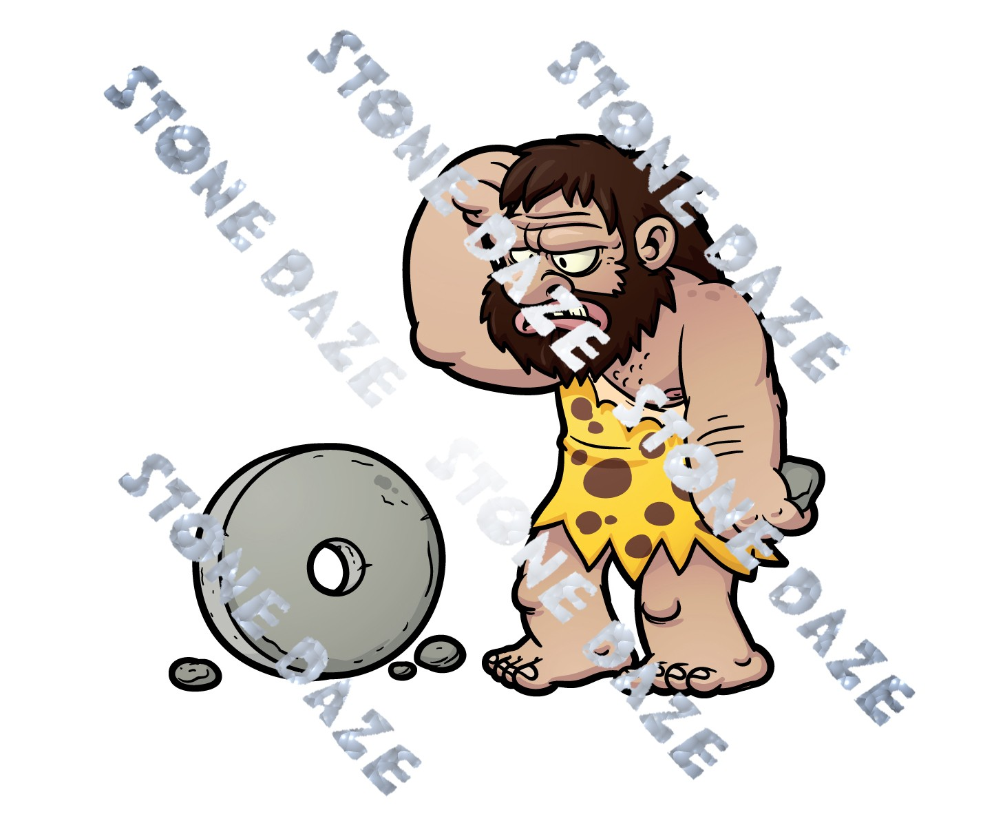 Stone Daze Caveman Thinking